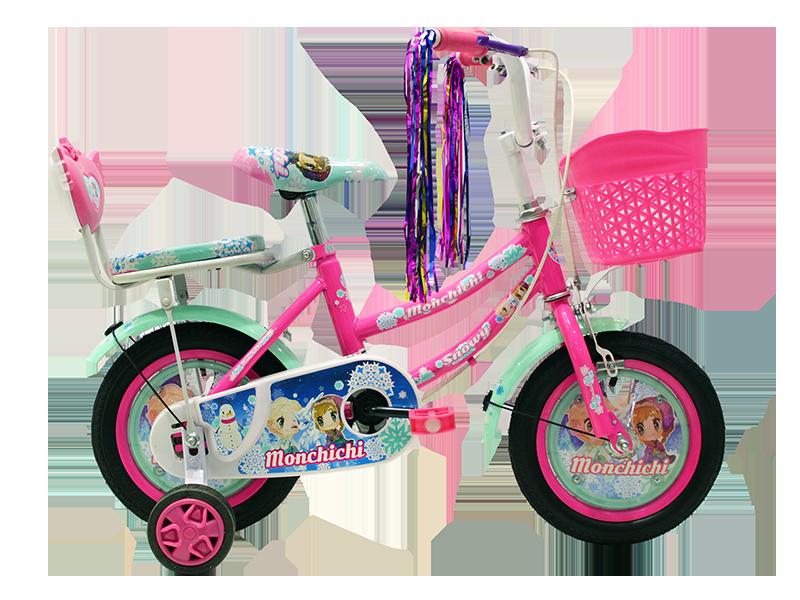 Sepeda Mini anak 12 Monchichi