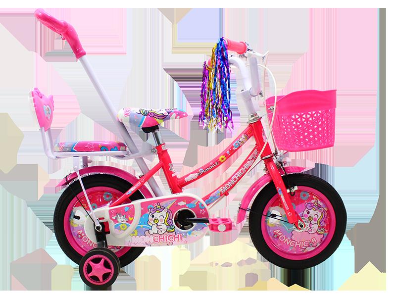 Sepeda Mini anak 12 Monchichi  Sprinkel