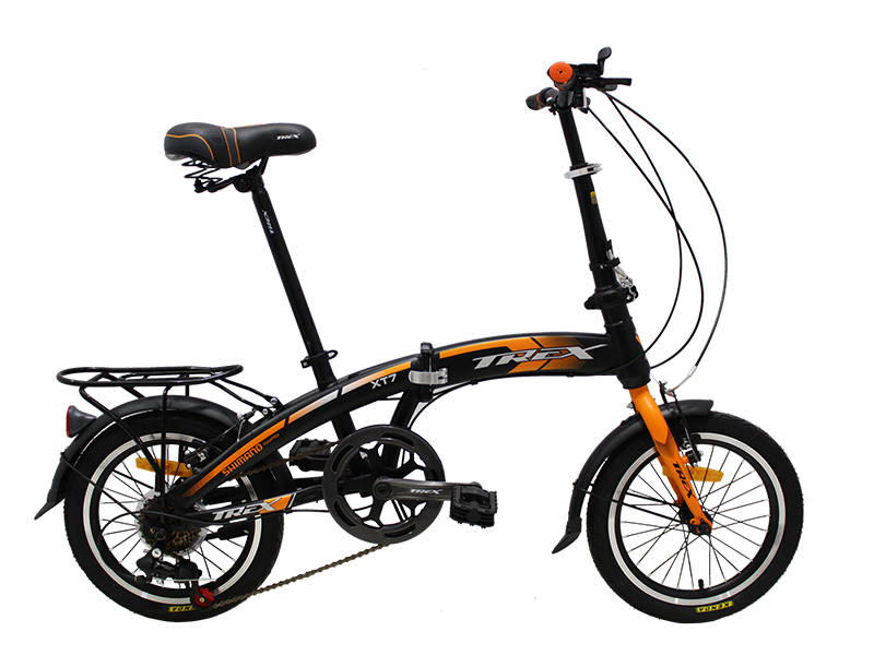 Sepeda Lipat TREX 16 XT-7