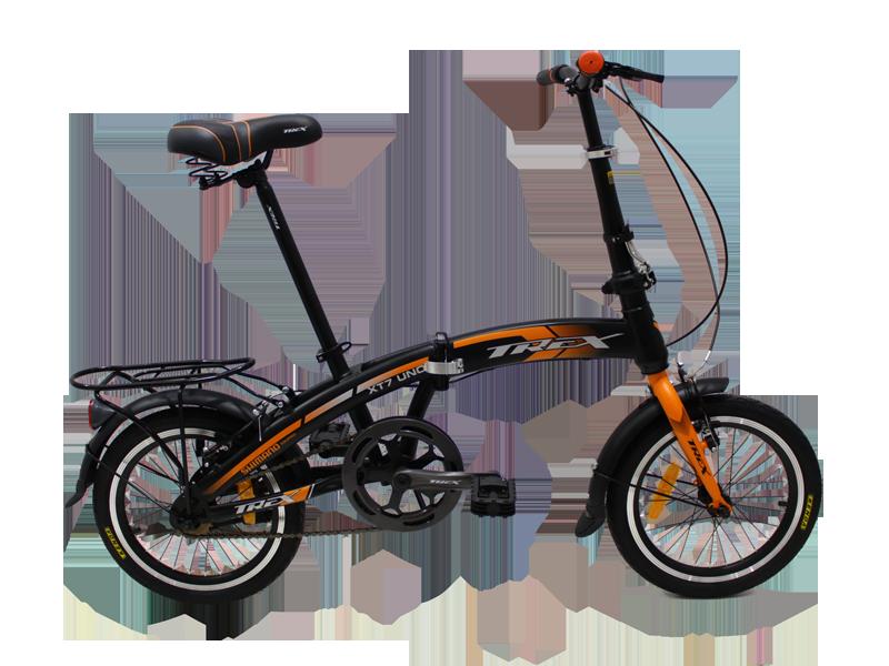 Sepeda Lipat TREX 16 XT-7 Uno