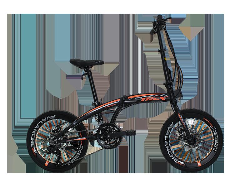 Sepeda Lipat TREX Avalanche 16 Speed