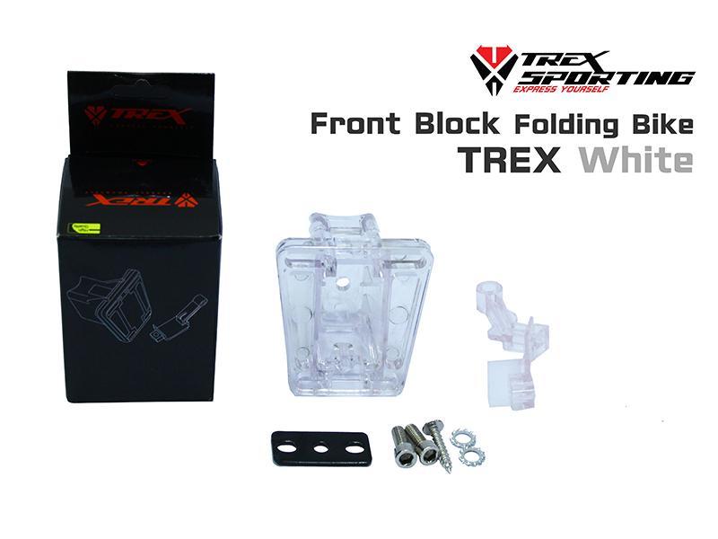 Trex Front Block Folding Bike
