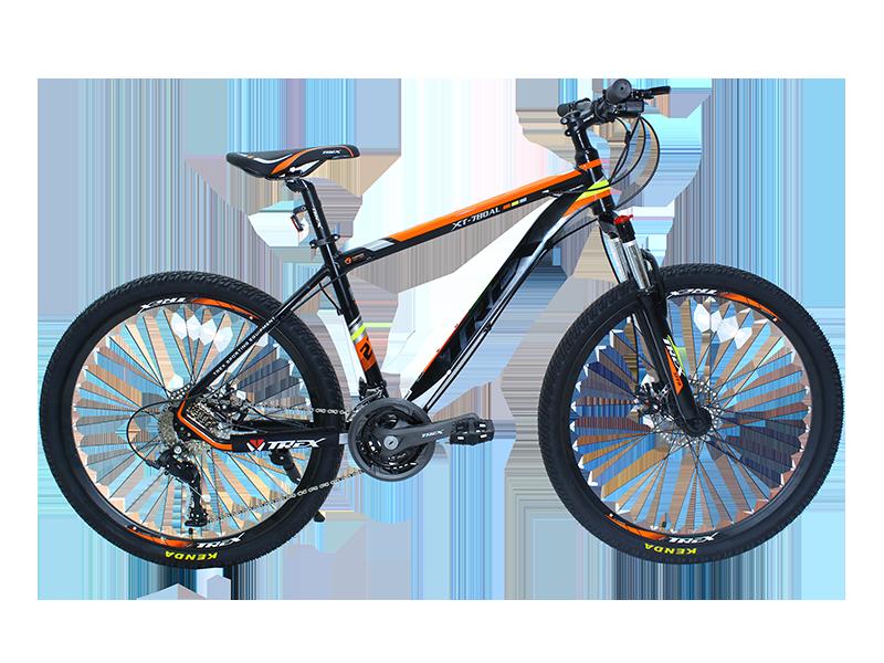 Sepeda TREX MTB 26 XT 780 AL 27 Speed