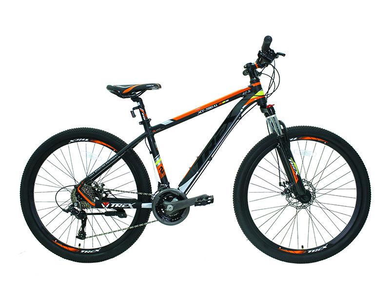 Sepeda TREX MTB 27,5 XT 780 AL 27 Speed