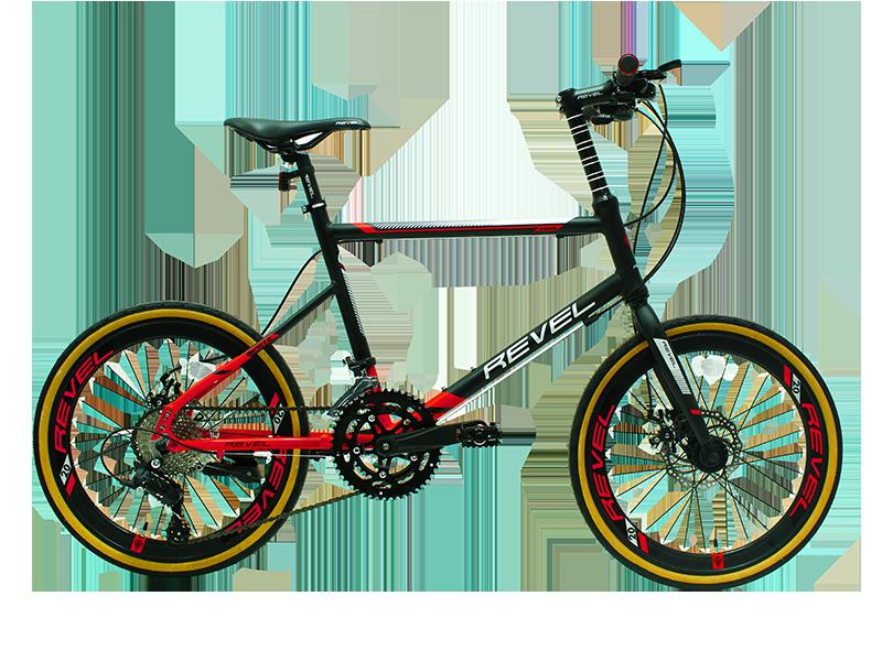Sepeda Balap Minivelo Revel Ignite 16 Sp