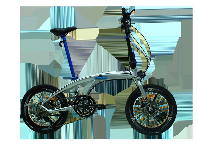Sepeda Lipat REVEL HUGO 2x9 Speed