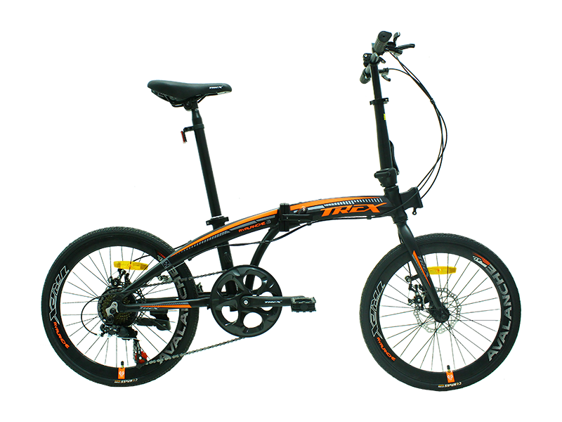 Sepeda Lipat TREX Avalanche B 7 Speed
