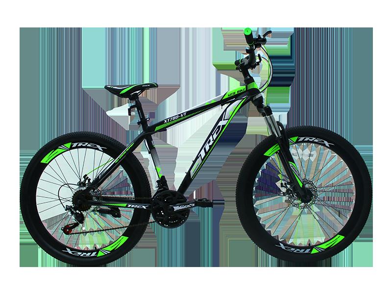 Sepeda TREX MTB 27,5  XT 780 VT