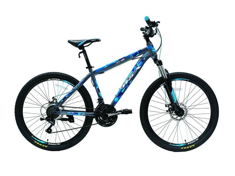 Sepeda TREX MTB 26 XT 780 Shimano